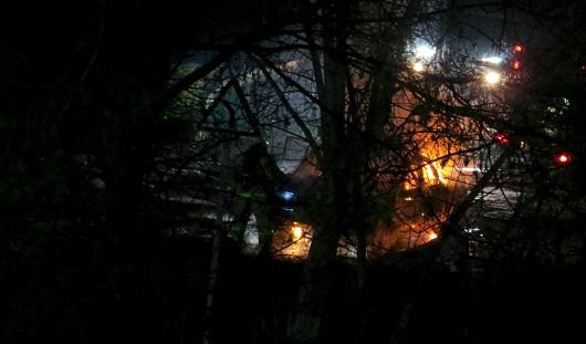 В Ижевске взорвалась машина