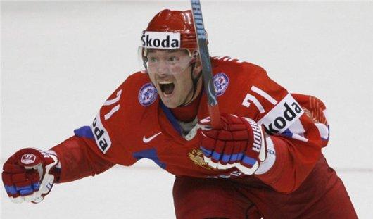 Сборная России по хоккею обыграла Германию со счетом 4:1