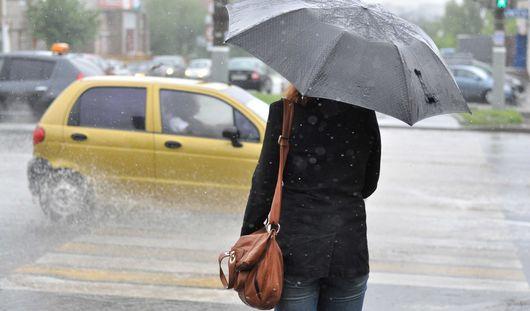 Дожди и грозы ожидаются в Ижевске на этой неделе