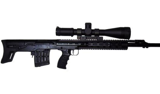 Ижевские оружейники представили новую снайперскую винтовку ВС-121