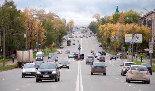 На дороги Удмуртии в 2013 году потратят почти 700 миллионов рублей
