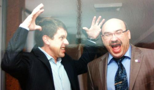 Фотофакт: Первый замглавы Администрации Ижевска предложил ижевчанам придумать название к фото
