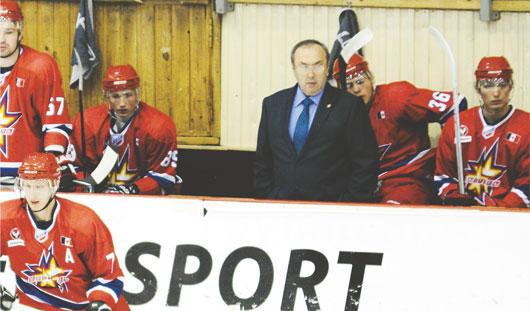Легенда №18: тренер ижевских хоккеистов Сергей Абрамов рассказал о голах Третьяку