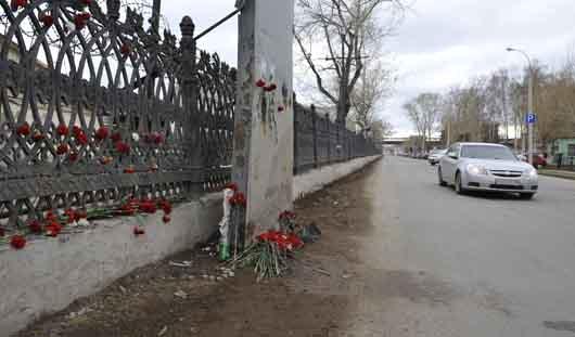 ГИБДД: погибшие на Дерябина ижевчане не участвовали в уличных гонках
