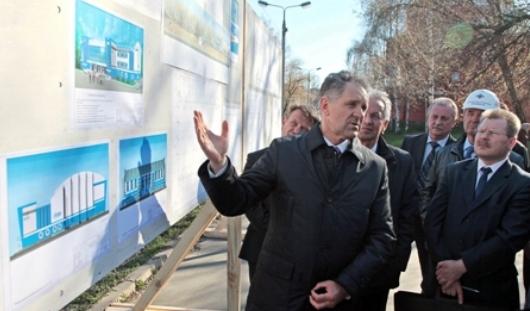 В Ижевске построят 50-метровый бассейн