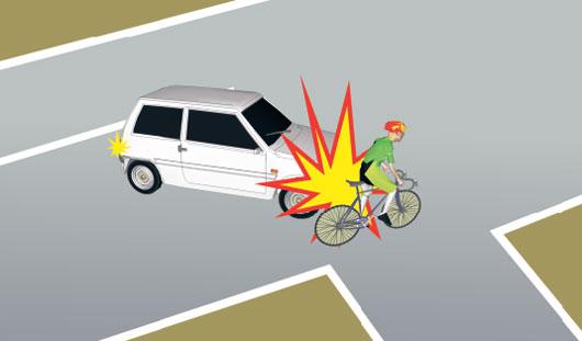 Помеха без права: вспоминаем правила езды для велосипедов и скутеров