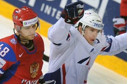 Первое поражение потерпела сборная России по хоккею