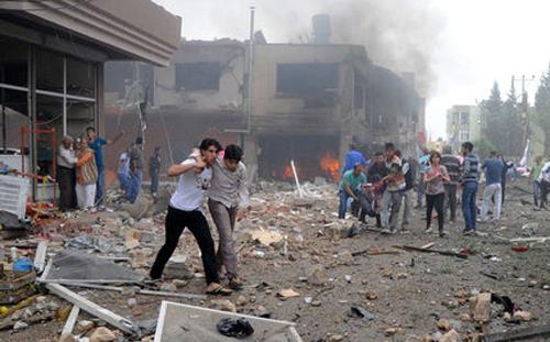 Теракты в Турции: из-за взрывов погибли 42 человека