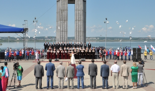Стать соавторами празднования Дня города предложил ижевчанам Денис Агашин