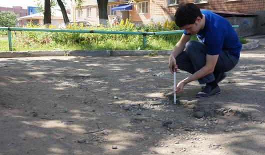Народный опрос ижевчан: выбери дороги, где нужен ремонт
