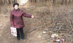 Горожане составляют карту замусоренных мест отдыха Ижевска