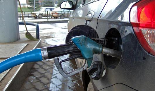 Автомобильное топливо в Удмуртии подешевело