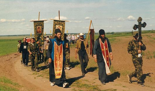 Два крестных хода, посвященных династии Романовых, пройдут через Удмуртию