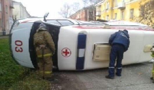 В Удмуртии водитель, виновный в аварии со «скорой», получил 1 год и 8 месяцев