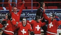 Сборная Швейцарии по хоккею вышла в финал чемпионата мира