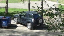 Занимательная парковка и пионеры: о чем этим утром говорят в Ижевске