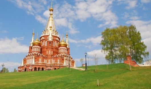 В Свято-Михайловском соборе ижевчанам покажут книги на старославянском языке