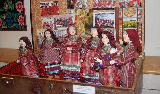 Выставка, посвященная Дню бабушки, открылась в Ижевске