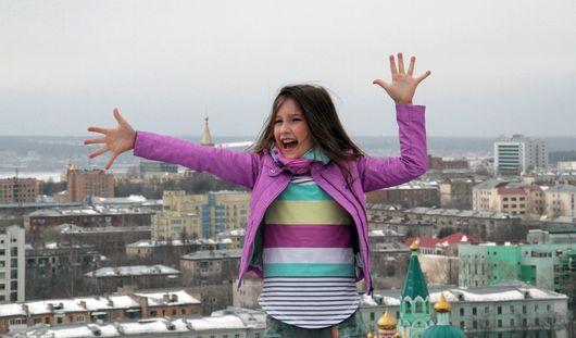 Ижевчанка борется за право представлять Россию на «Детском Евровидении-2013»