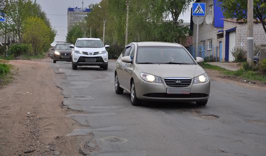 «Автомобилисты Удмуртии» просят оценить ижевчан качество асфальта у дома