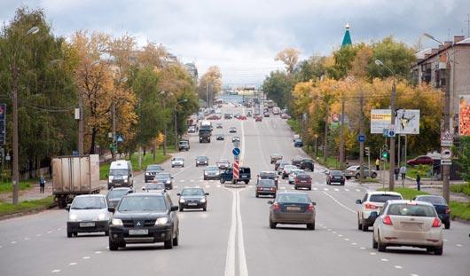 Какие дорожные изменения появились на Удмуртской в Ижевске