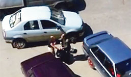 В Ижевске таксист избил пассажирку: новые подробности