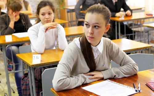 Школьники Ижевска сдадут ЕГЭ по новым правилам