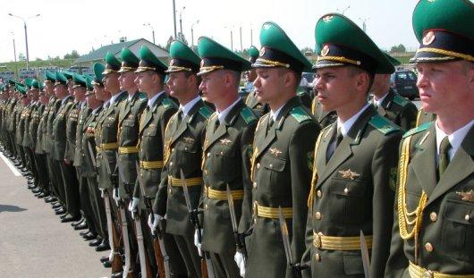 В Ижевске День пограничника пройдет в парке Горького