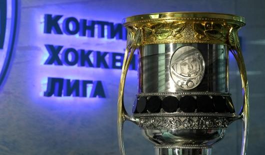 Ижевчане смогут прикоснуться к главному призу Континентальной хоккейной лиги