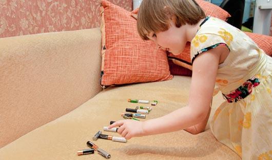 Куда ижевчанам сдать батарейки, лампы, бумагу и аккумуляторы