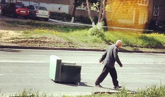 Оранжевое наводнение и город за 2 минуты: о чем говорят в Ижевске этим утром