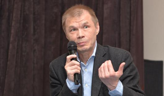 Актер Александр Баширов в Ижевске признал, что кино превращается в цирк