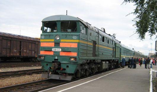 Поезд Ижевск - Астрахань пустят этим летом