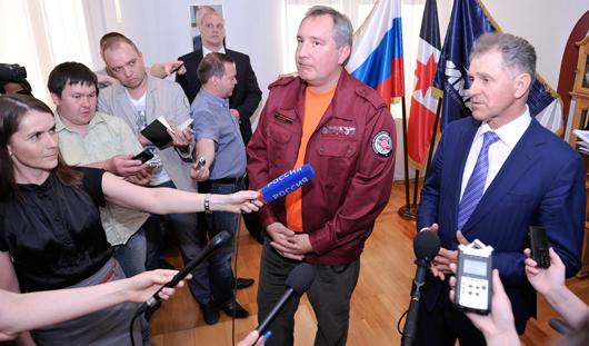Рогозин в Ижевске о концерне «Калашников»: Наши действия будут решительными!