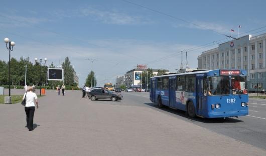 Улицы Пушкинскую и Горького перекроют в Ижевске 11 и 12 июня