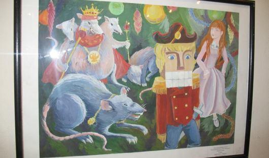 В Ижевске покажут 200 детских рисунков о Петре Чайковском