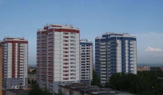Цена квадратного метра жилья в Удмуртии превысила 40 тысяч рублей