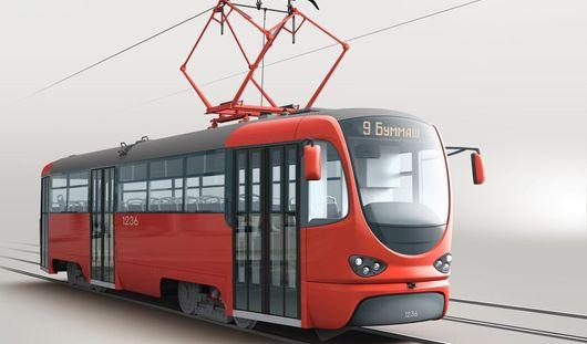 Антивандальный трамвай начнет курсировать по Ижевску в День города