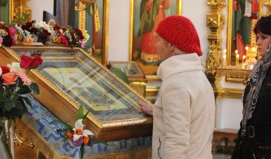 В Ижевск привезут икону святой Матроны Московской