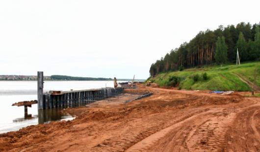 Единую трехкилометровую набережную построят в Ижевске за 5 лет