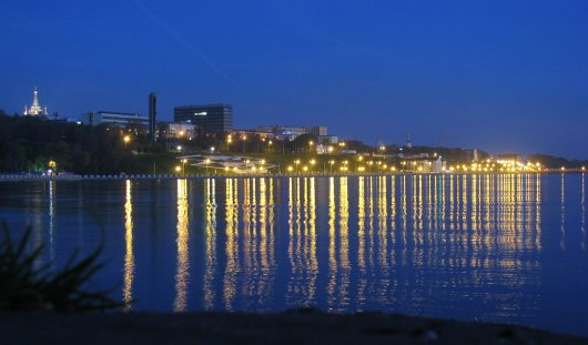 Ижевск оказался в экологических лидерах среди российских городов