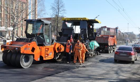 Администрацию Индустриального района Ижевска оштрафовали за плохие дороги
