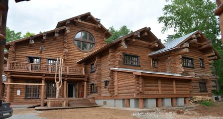 В Ижевске появится этнографическая гостиница-баня «Бобровая долина»
