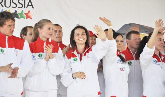 Кто из спортсменов Удмуртии будет защищать честь страны на Универсиаде в Казани
