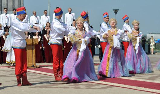 Салют на «пятерочку» и День города: о чем сегодня утром говорят в Ижевске