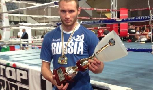 Оперативник из Удмуртии стал победителем Кубка мира по кикбоксингу
