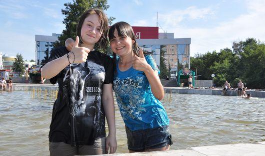 В выходные в Ижевске будет тепло и без осадков