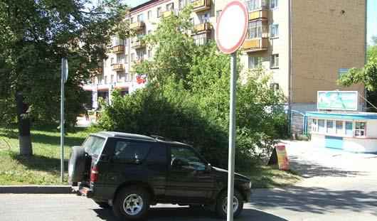 Ижевчан начнут штрафовать за парковку на газонах и детских площадках?