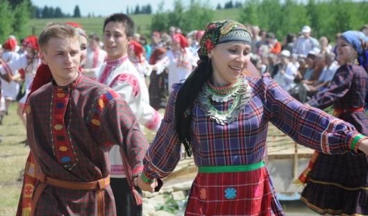 29 июня в Удмуртии пройдет национальный праздник Гербер