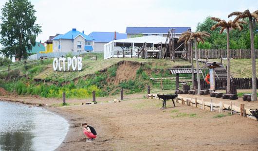 Где горожанам искупаться: все чистые пляжи Ижевска-2013